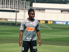 Corinthians continua preparação para o duelo com Atlético-GO. DUGOUT