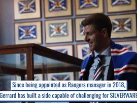 Steven Gerrard's Rangers revolution. DUGOUT