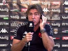 O time de Sá Pinto soma 25 pontos e ocupa a 17ª posição do Campeonato Brasileiro. DUGOUT