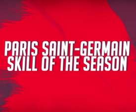 Le migliori giocate della stagione del PSG. Dugout
