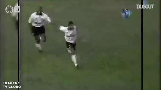 TOP 10 buts des Corinthians. DUGOUT