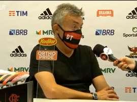 Flamengo foi derrotado pelo Atlético-MG por 1 a 0 no Maracanã pela estreia no Brasileirão. DUGOUT