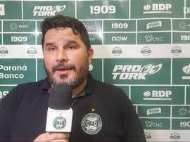 Confira a entrevista de Barroca. DUGOUT