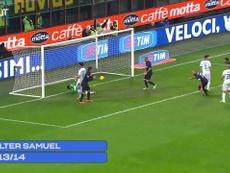 VIDÉO: TOP 5 buts Inter vs Sassuolo. Dugout