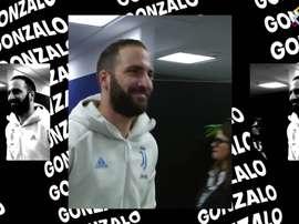 Higuaín ha resucitado de la mano de Maurizio Sarri. DUGOUT