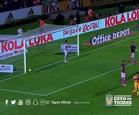 Le but magnifique de Carioca contre Moreira. DUGOUT