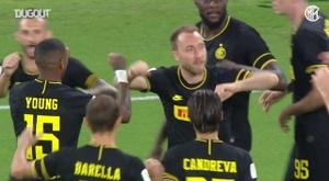 VIDEO: Christian Eriksen scores direct from a corner in Coppa Italia. DUGOUT