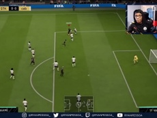 Manchester City é representado oficialmente por Ryan no FIFA. DUGOUT