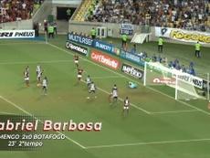 Barbosa's 10 best goals. DUGOUT