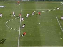 España se impuso a Perú en 2008. DUGOUT