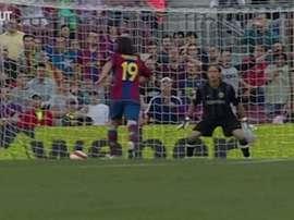 Barcelona atropela o Valencia por 6 a 0 na LaLiga. DUGOUT