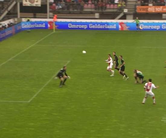 Luis Suárez pasó cuatro temporadas en el Ajax. DUGOUT