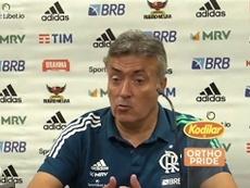 Domènec revela o que mais gostou no Flamengo. DUGOUT