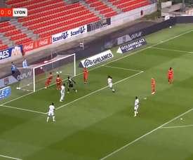 Lyon beat Antwerp. DUGOUT