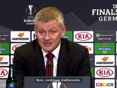 Solskjaer fala sobre reforços no Manchester United. DUGOUT