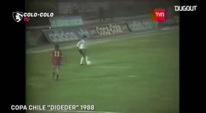 Les meilleurs moments de Colo-Colo en Coupe du Chili. DUGOUT