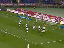 Bologna took a huge step towards safety after defeating Parma. DUGOUT