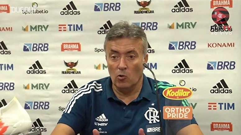 Dome deve poupar jogadores na Libertadores. DUGOUT