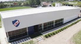 Nacional estrenó instalaciones deportivas. DUGOUT