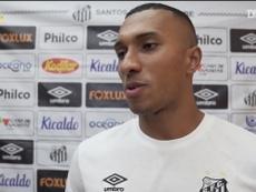 Lucas Braga mostra a emoção de ser atacante do Vasco. DUGOUT