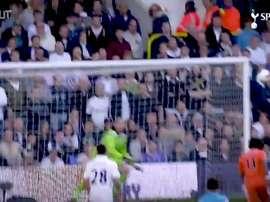 Les meilleurs arrêts de Brad Friedel avec Tottenham. DUGOUT