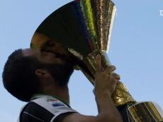Il meglio di Higuain con la Juventus. Dugout