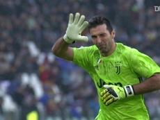 Buffon's best saves. DUGOUT