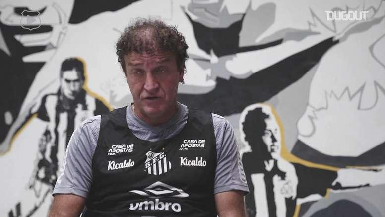 Técnico do Santos falou sobre o duelo decisivo com o Boca. DUGOUT