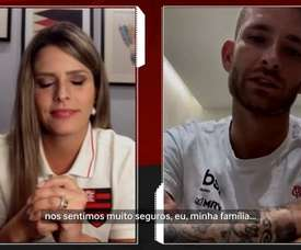 Léo Pereira falou sobre o retorno aos treinos em entrevista aos meios oficiais do Flamengo. DUGOUT