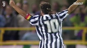 Baggio's best skills and Juve goals. DUGOUT