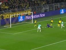 Le superbe but en solitaire de Lautaro Martinez contre Dortmund. Dugout