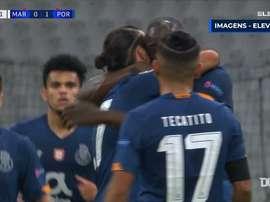 FC Porto beat Olympique de Marseille at Stade Vélodrome. DUGOUT