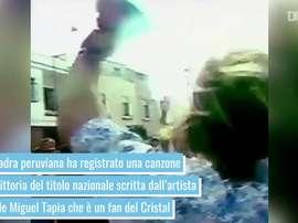Il video rap dello Sporting Cristal per celebrare la vittoria del campionato. Dugout