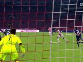 Résumé Ajax 3-1 Midtjylland. dugout