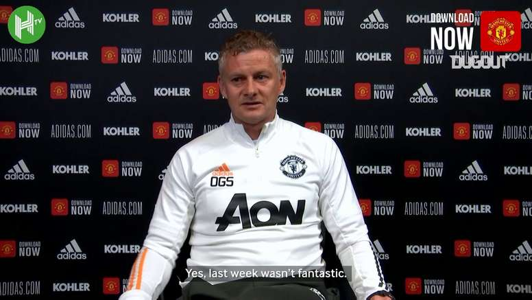 Solskjaer is putting his faith in the duo. DUGOUT