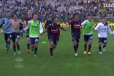 Bologna won 0-2 at Parma back in 2013. DUGOUT
