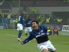 VÍDEO: por esto, Zanetti es leyenda del Inter. DUGOUT