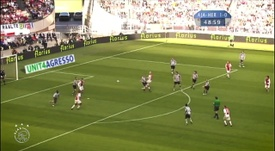 TOP 5 buts Ajax contre Heracles. dugout