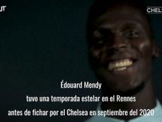 Cech y Mendy, conexión con guantes entre Rennes y Chelsea. DUGOUT