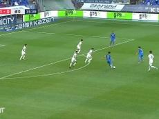 Júnior Negão ends K League season with spectacular goal. DUGOUT