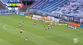 Highlights Brasileirão: Grêmio 2-1 Atlético-GO. DUGOUT