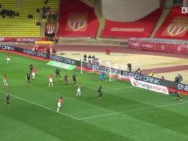 Rony Lopes brilhou pelo Monaco. DUGOUT