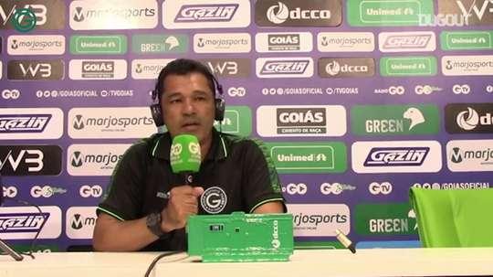 Glauber Ramos concedeu entrevista às vésperas do clássico pela 24ª rodada do Brasileirão. DUGOUT