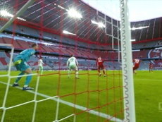 Manuel Neuer made some quality saves in Bayern's draw with Bremen. DUGOUT