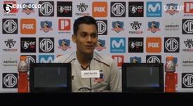 VÍDEO: los elogios de Villanueva a Jorge Valdivia en su primera rueda de prensa. DUGOUT