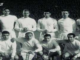 Puskás hizo historia en el Real Madrid. DUGOUT