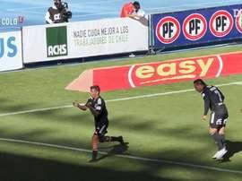 Colo-Colo rascó un punto con este golazo de Gabriel Costa. DUGOUT