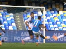 Hirving Lozano suma diez goles y tres asistencias. DUGOUT