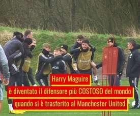 Il viaggio di Maguire verso la fascia da capitano del Man United. Dugout