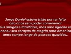 Ligação Solidária com Diego Ribas. DUGOUT